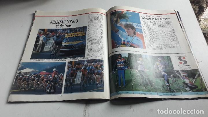 Coleccionismo deportivo: CICLISMO....REVISTA....LE MIROIR DU CYCLISME....N. 399.....1987.. - Foto 9 - 115500275