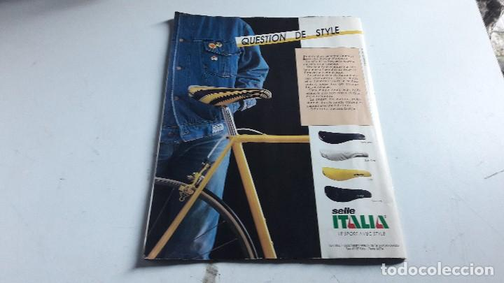 Coleccionismo deportivo: CICLISMO....REVISTA....LE MIROIR DU CYCLISME....N. 399.....1987.. - Foto 11 - 115500275