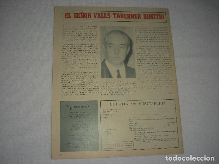 Coleccionismo deportivo: R. B. N° 225 JULIO 1969 . EL SELECCIONADOR EN GUARDIA . KUBALA - Foto 2 - 115770503