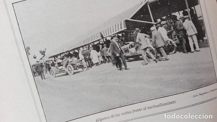 Coleccionismo deportivo: REVISTA RARISIMA STADIUM 1911 COPA AUTOMOVILISMO COCHES FUTBOL BARCELONA HISPANIA VALENCIA ESPAÑOL - Foto 5 - 115793187