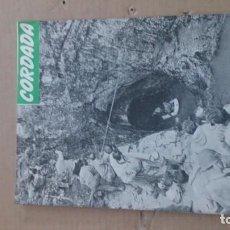 Coleccionismo deportivo: REVISTA CORDADA N 92 JULIO 1963. Lote 116586823