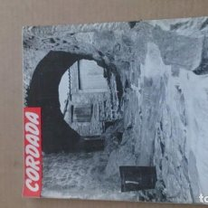 Coleccionismo deportivo: REVISTA CORDADA N 104 JULIO 1964. Lote 116588967