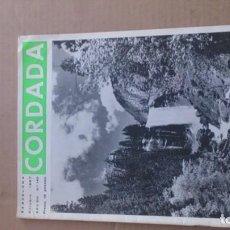 Coleccionismo deportivo: REVISTA CORDADA N 140 OCTUBRE 1967. Lote 116609275