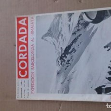 Coleccionismo deportivo: REVISTA CORDADA N 141 NOVIEMBRE 1967. Lote 116609399