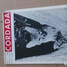 Coleccionismo deportivo: REVISTA CORDADA N 149 JULIO 1968. Lote 116623075
