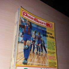 Coleccionismo deportivo: GRAN LOTE DE ANTIGUAS REVISTAS, PATÍN SPORT. Lote 117472307