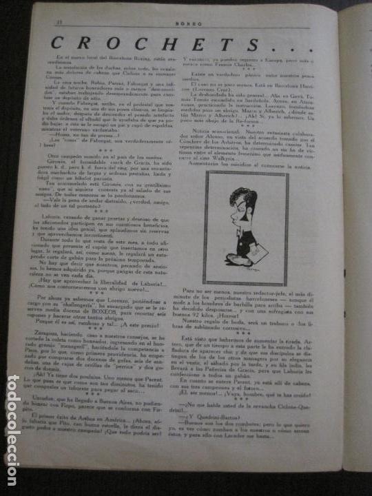 Coleccionismo deportivo: BOXEO-PEDRO PUIG- DEMPSEY -WILLS- TUNNEY -PIERRE BOSCH.-SEPTIEMBRE 1926- VER FOTOS -(V-14.299) - Foto 12 - 118368607