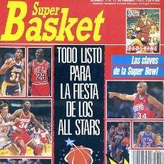 Coleccionismo deportivo: REVISTA SUPER BASKET Nº114 CONTIENE POSTER . Lote 118926431