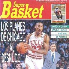 Coleccionismo deportivo: REVISTA SUPER BASKET Nº143 CONTIENE POSTER . Lote 118926603