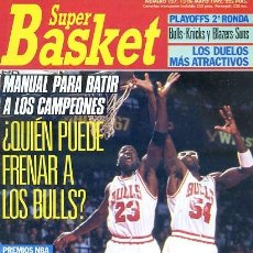 Coleccionismo deportivo: REVISTA SUPER BASKET Nº127 CONTIENE POSTER . Lote 118926763