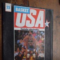 Coleccionismo deportivo: FASCICULO BASKET USA, Nº 23, 1986. Lote 120283367