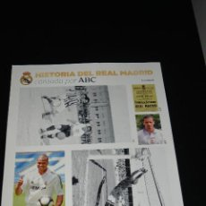 Coleccionismo deportivo: HISTORIA DEL REAL MADRID CONTADA POR ABC LAMINA 5. Lote 120421967