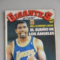 Coleccionismo deportivo: REVISTA GIGANTES DEL BASKET. SABONIS. Nº 182 MAYO 1989. Lote 121108315