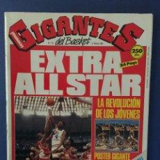 Coleccionismo deportivo: REVISTA GIGANTES. Nº 173. EXTRA ALL STAR. CONTIENE POSTER. Lote 123296515