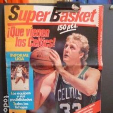 Coleccionismo deportivo: SUPER-BASKET -N.5. Lote 123875227