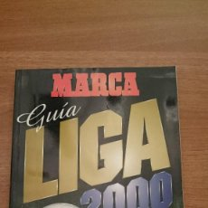 Coleccionismo deportivo: MARCA. GUÍA LIGA 2000. Lote 124438191