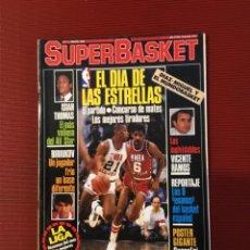 Coleccionismo deportivo: REVISTA SÚPER BÁSKET NÚMERO 1. Lote 125024819