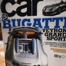 Coleccionismo deportivo: 9 REVISTAS DE COCHES CAR VARIOS NUMEROS. Lote 125207856