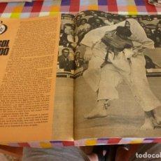 Coleccionismo deportivo: REVISTA DEPORTES(4-1973) DEL IMPERIO DEL SOL NACIENTE AL JUDO. Lote 125943051