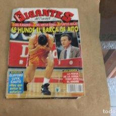 Coleccionismo deportivo: GIGANTES DEL BASKET Nº 382 CON POSTER CENTRAL. Lote 126800335