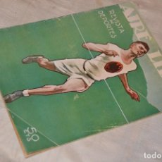 Coleccionismo deportivo: VINTAGE - REVISTA AIRE LIBRE - AÑO II ENERO 1924, Nº 5 - MUY ILUSTRADA - BUEN ESTADO - ENVÍO 24H. Lote 126907355