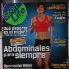 Coleccionismo deportivo: REVISTA SPORT LIFE 110 JUNIO 2008. Lote 128045691