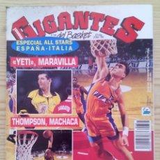 Coleccionismo deportivo: REVISTA BALONCESTO GIGANTES DEL BASKET - NUMERO 368. Lote 128238235