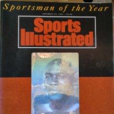 Coleccionismo deportivo: MICHAEL JORDAN - REVISTA ''SPORTS ILLUSTRATED'' (1991) - NBA. Lote 45286409