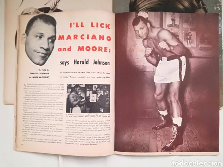 Coleccionismo deportivo: Lote Revistas Deportivas Antiguas. - Foto 3 - 128901312