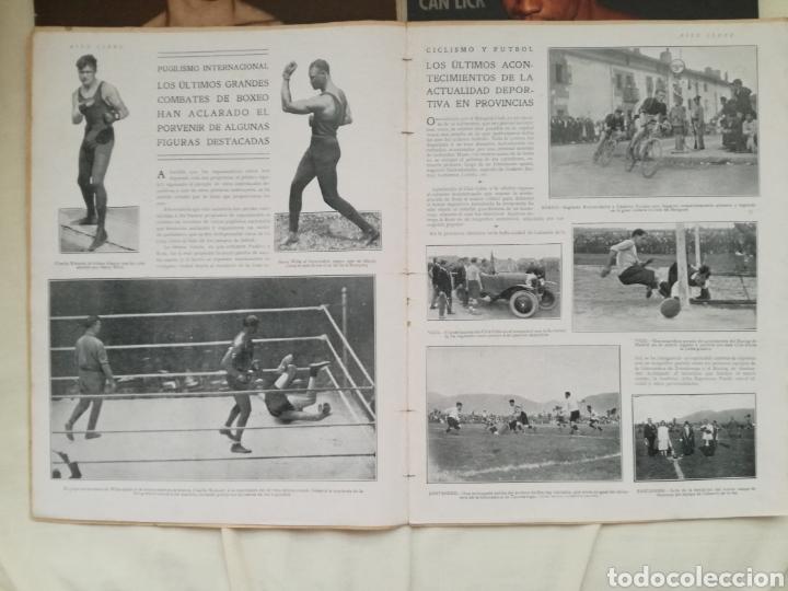 Coleccionismo deportivo: Lote Revistas Deportivas Antiguas. - Foto 6 - 128901312