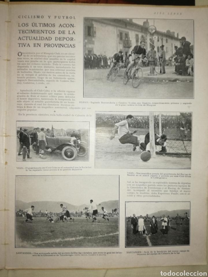 Coleccionismo deportivo: Lote Revistas Deportivas Antiguas. - Foto 7 - 128901312