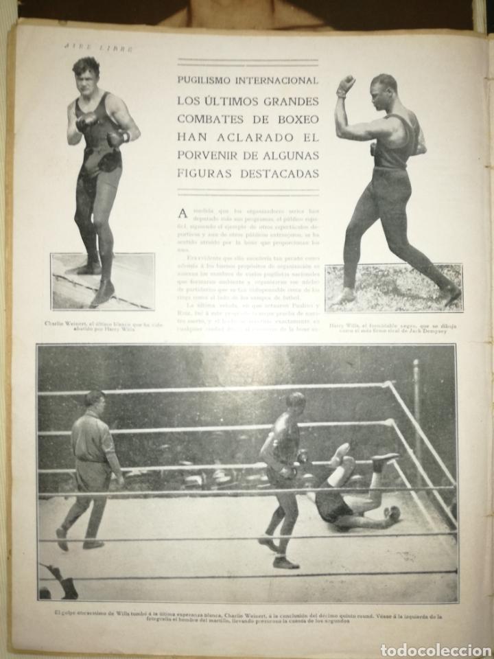 Coleccionismo deportivo: Lote Revistas Deportivas Antiguas. - Foto 8 - 128901312