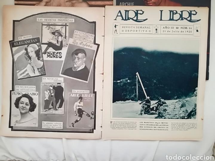 Coleccionismo deportivo: Lote Revistas Deportivas Antiguas. - Foto 10 - 128901312