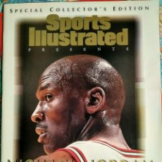 Coleccionismo deportivo: MICHAEL JORDAN - REVISTA ESPECIAL DE ''SPORTS ILLUSTRATED'' (RETIRADA DE 1999) - NBA. Lote 182551805