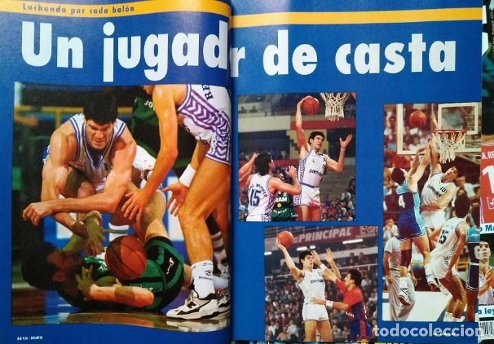 Coleccionismo deportivo: Fernando Martín - Coleccionable de Gigantes (2000) + Muerte (1989) + otras - Foto 4 - 130140043