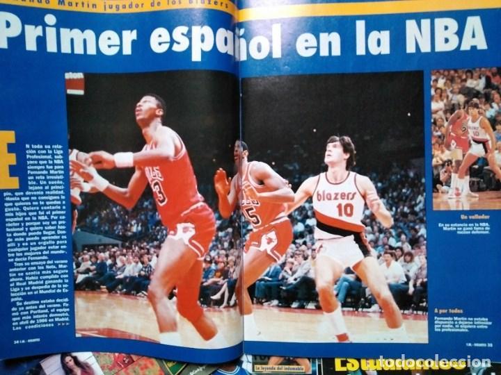 Coleccionismo deportivo: Fernando Martín - Coleccionable de Gigantes (2000) + Muerte (1989) + otras - Foto 10 - 130140043