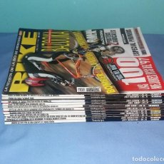 Coleccionismo deportivo: REVISTA BIKE A FONDO AÑO 1997 COMPLETO EXCELENTE ESTADO VER FOTOS Y DESCRIPCION. Lote 134413745