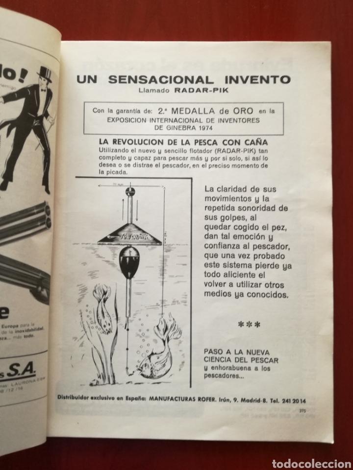 Coleccionismo deportivo: CAZA Y PESCA n°390 - Foto 2 - 130687648