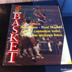 Coleccionismo deportivo: REVISTA NUEVO BASKET (AÑO IV, Nº 98) 1983 BARCELONA - REAL MADRID. Lote 131002704