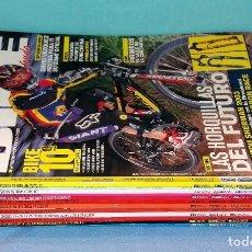 Coleccionismo deportivo: REVISTA BIKE A FONDO AÑO 2002 CASI COMPLETO FALTA UNA EXCELENTE ESTADO VER FOTOS Y DESCRIPCION. Lote 131329750
