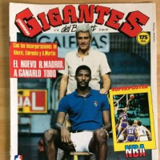 Coleccionismo deportivo: REVISTA BALONCESTO GIGANTES DEL BASKET Nº 89. Lote 131880218