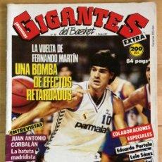 Coleccionismo deportivo: REVISTA BALONCESTO GIGANTES DEL BASKET Nº 100. Lote 131880371