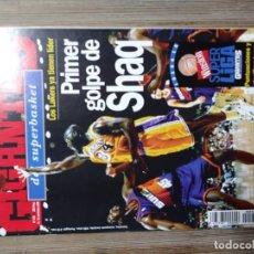 Coleccionismo deportivo: GIGANTES DEL SUPERBASKET 575. Lote 132487962