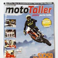 Coleccionismo deportivo: REVISTA MOTOTALLER Nº 252 MARZO 2017.. Lote 132597198