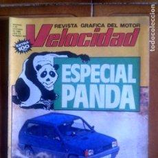 Coleccionismo deportivo: REVISTA VELOCIDAD N,995 OCTUBRE DE 1980. Lote 132793294