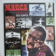 Coleccionismo deportivo: MARCA - ESPECIAL GUIA OLIMPICA - SYDNEY 2000. Lote 132916786