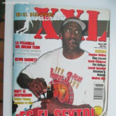 Coleccionismo deportivo: MICHAEL JORDAN - REVISTA ''XXL BASKET'' (1998) - SEXTO ANILLO - CON PÓSTERS NBA. Lote 132917662