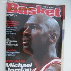 Coleccionismo deportivo: MICHAEL JORDAN - REVISTA ''AMERICAN BASKET'' Nº 12 (MAYO 1998) - JORDAN, MVP - NBA. Lote 132917870