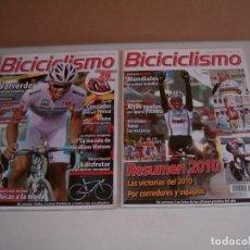 Coleccionismo deportivo: COLECCION REVISTAS DE BICICLISMO. Lote 133815486