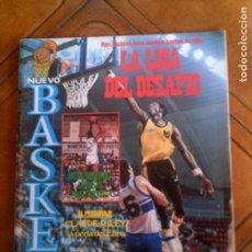 Coleccionismo deportivo: REVISTA NUEVO BASKET N,149 DE 1986. Lote 134066306